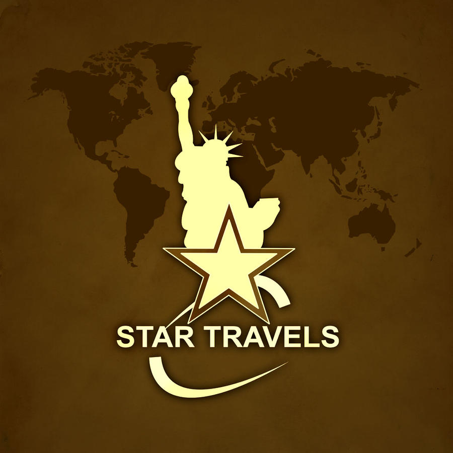 Star logo by vanart