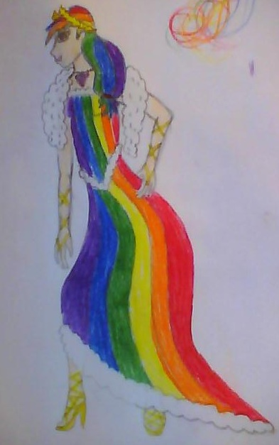 human rainbow dash gala dress by monakaliza on deviantart