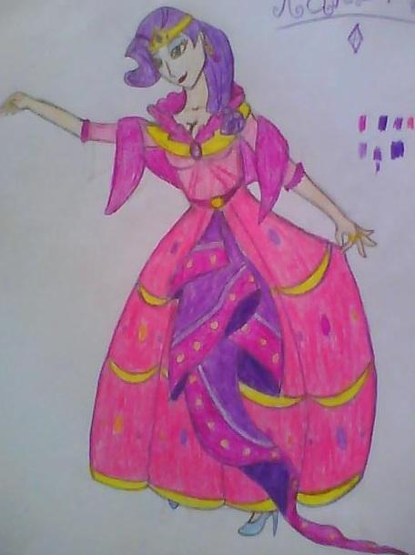 human raritys gala dress by monakaliza on deviantart