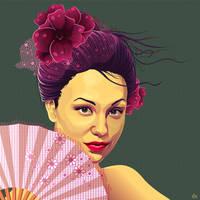 Alina by ArtVooDooGirl