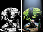 The Hulk...