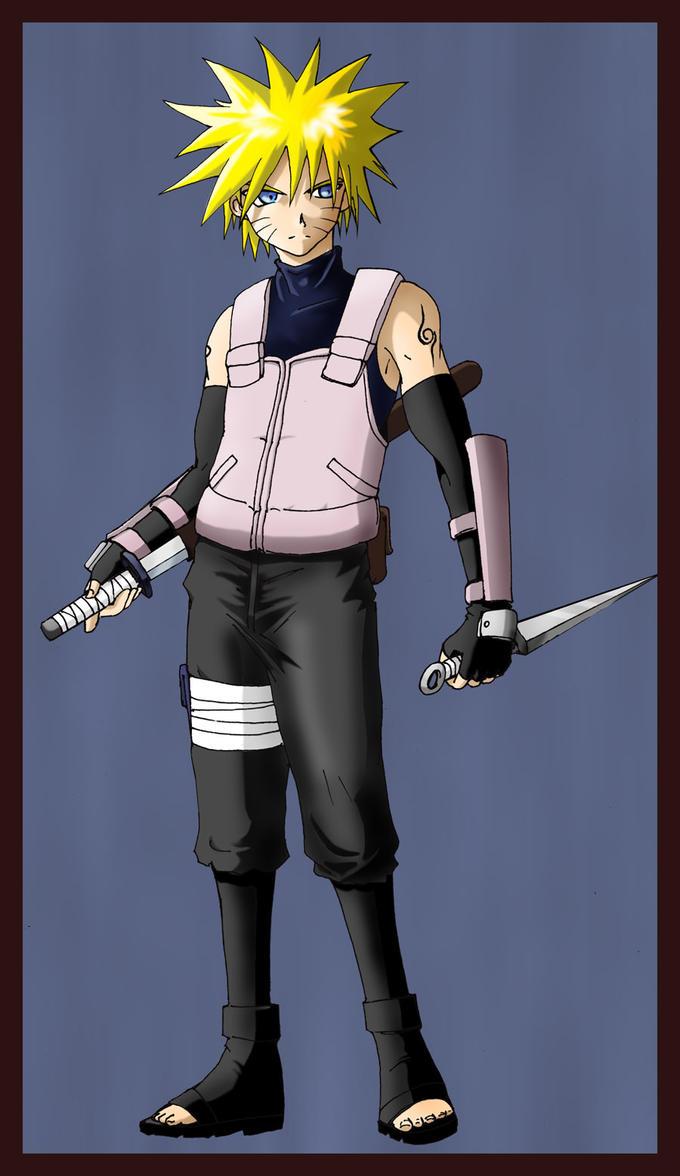 Naruto As A Anbu ANBU Naruto by christe...