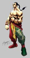 Feng Wei Tekken 5