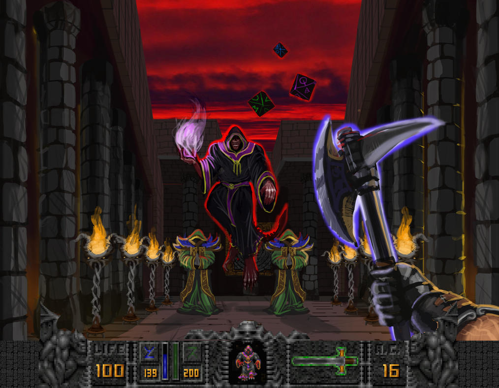 Hexen скачать торрент - фото 11