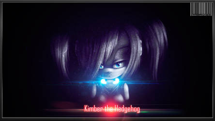 KIMBER THE HEDGEHOG by GodzillaJAPAN