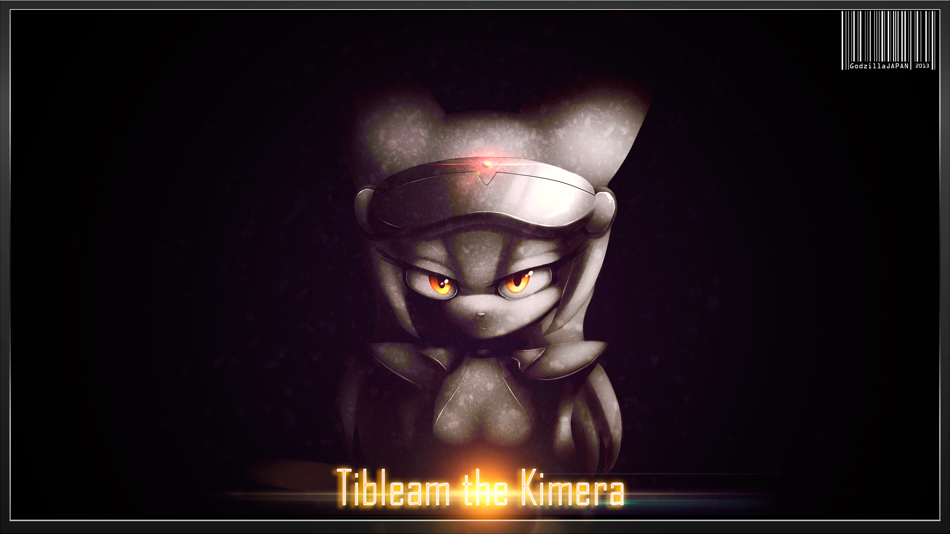 GIFT: TIBLEAM THE KIMERA by GodzillaJAPAN
