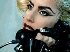 Lady Gaga Telephone Gif by MegaPaperGirl