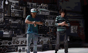 Step Up 3D Gif Request 01 by MegaPaperGirl