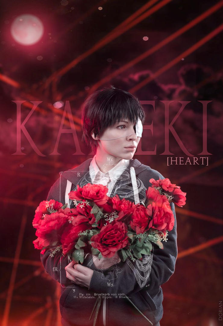 Kaneki by PrinceJustPrince