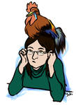 that's an appropriate rooster nest by PataYoh