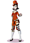 150604_Trainer Moxxi by PataYoh