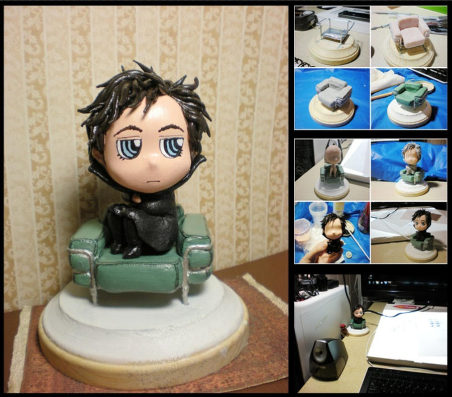 Sherlock Figure by BX211