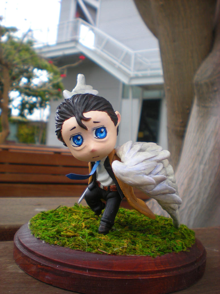 Castiel Ver.3 by BX211