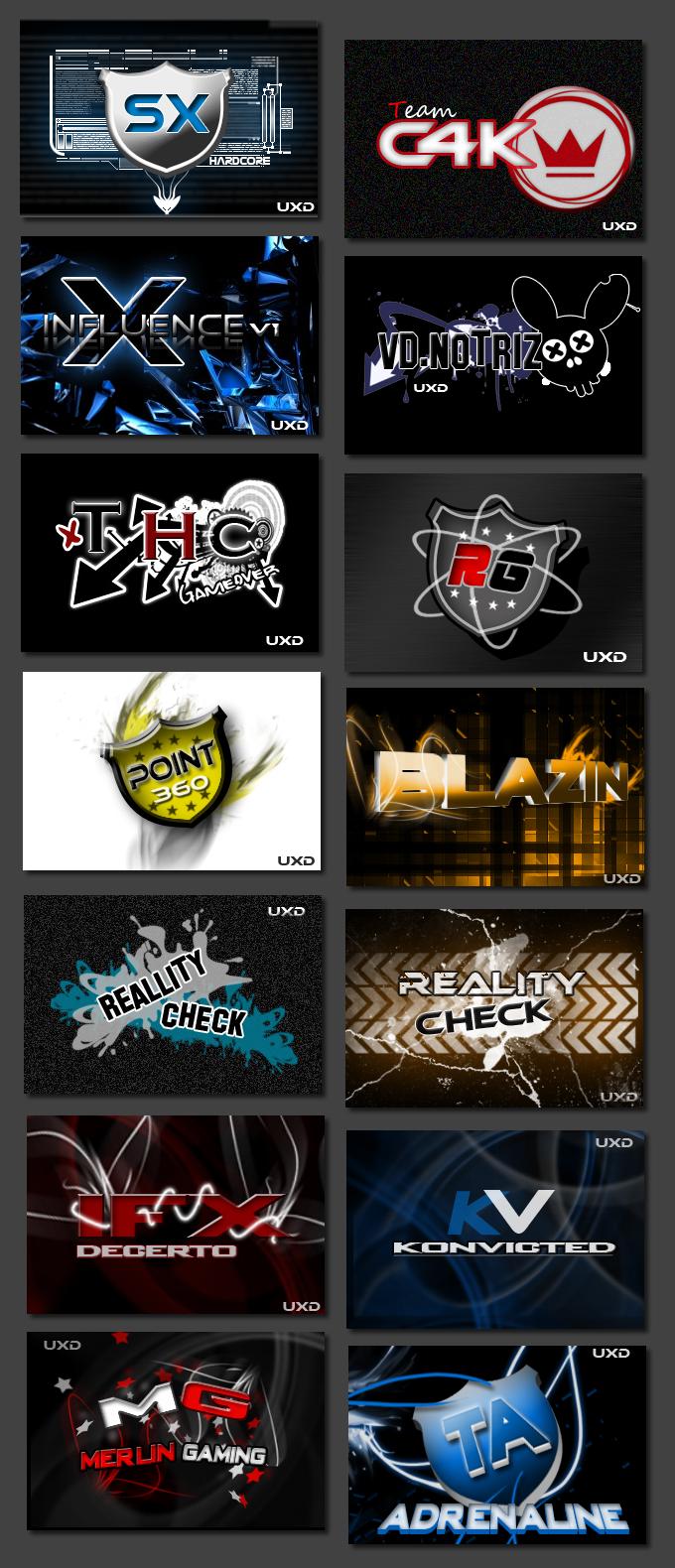 Mlg Clan Logos Gamebattles Clan Logos