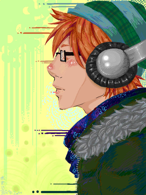 Tegaki_This_Melody by Poralizer