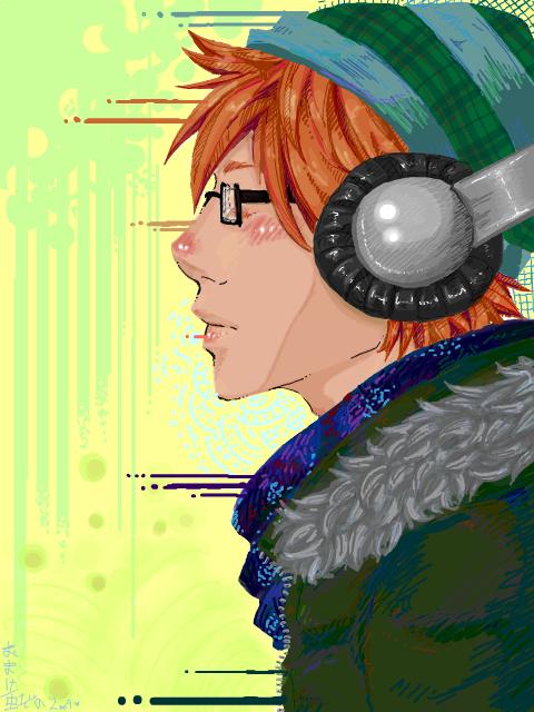 Tegaki_This_Melody by Poralizer