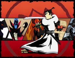 Samurai Jack by MisterPh0enix