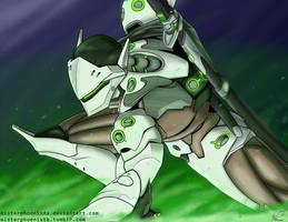 Green Dragon by MisterPh0enix