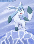 Day 10: Glaceon