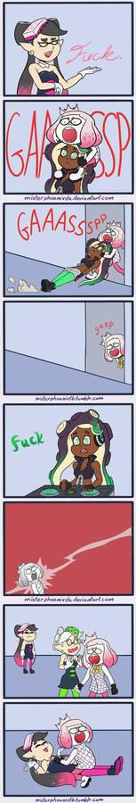 It's Joke (Splatoon Version)