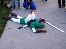 Dead Link by ZimTheHomicidal