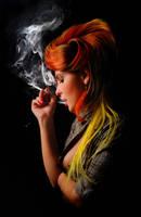 Smoke IV by silvestru