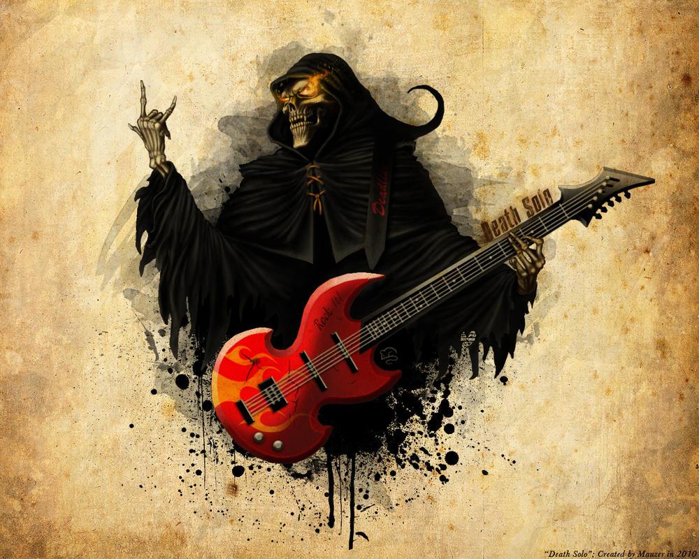 Death Solo by TovMauzer