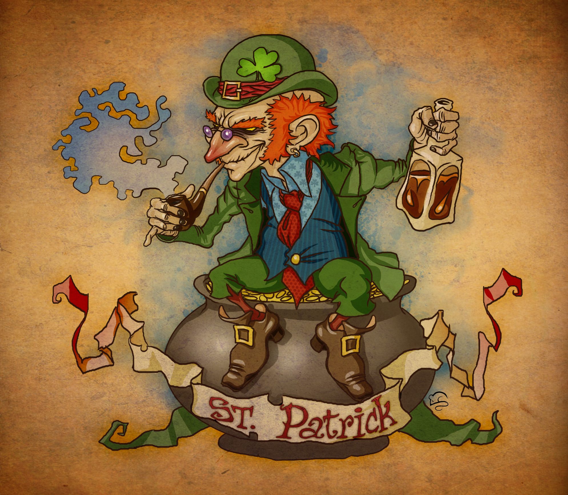 Leprechaun by TovMauzer