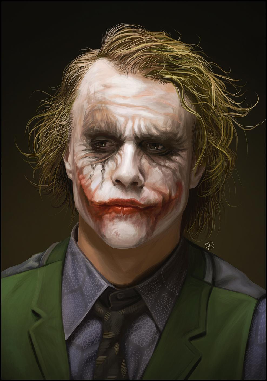 heath ledger joker - photo #23