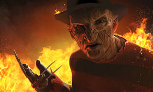 Freddy Krueger by TovMauzer