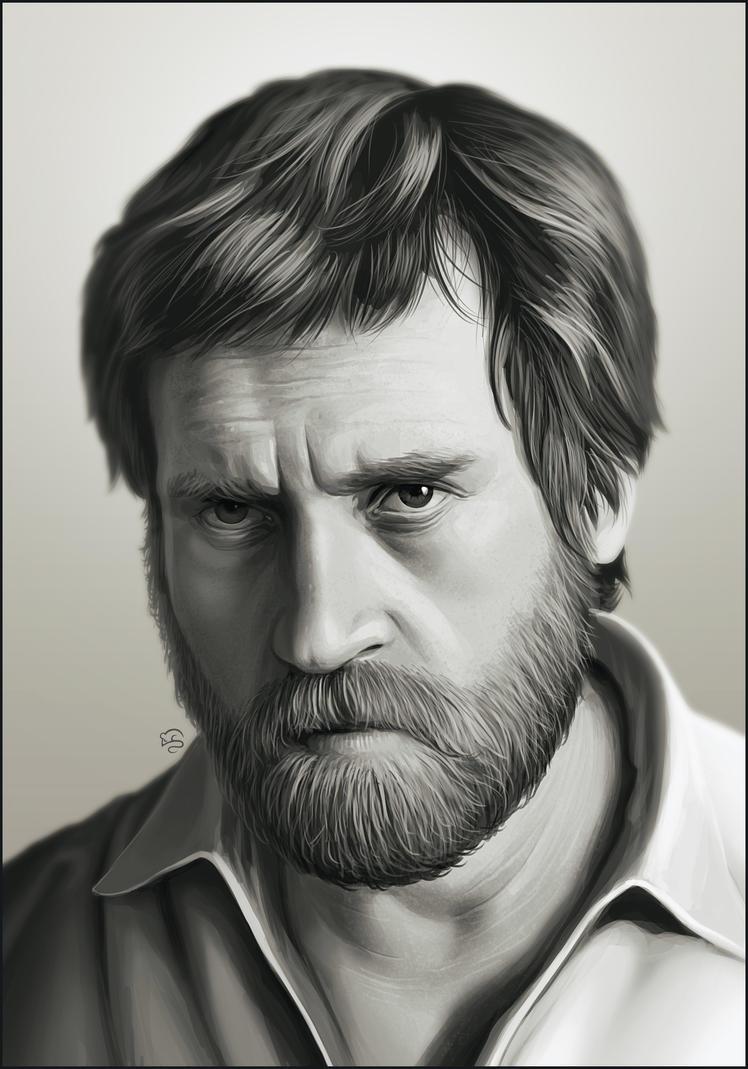 Vladimir Vysotsky by TovMauzer