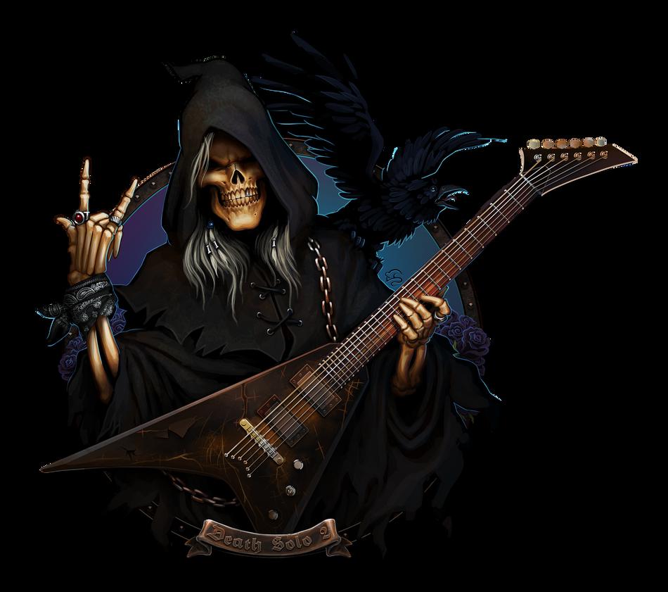 Death Solo 2 by TovMauzer