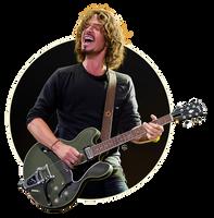 Chris Cornell by TovMauzer