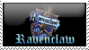 Ravenclaw by Yasny-chanstamps