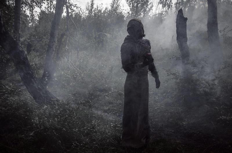 The Desolation of Smog by alexgonzao