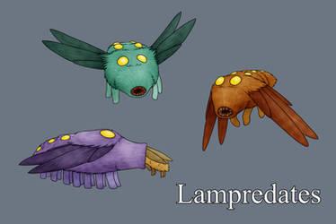 Lampredates