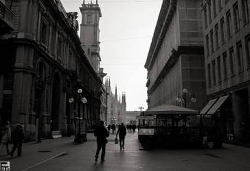 Milano city by HOMER65
