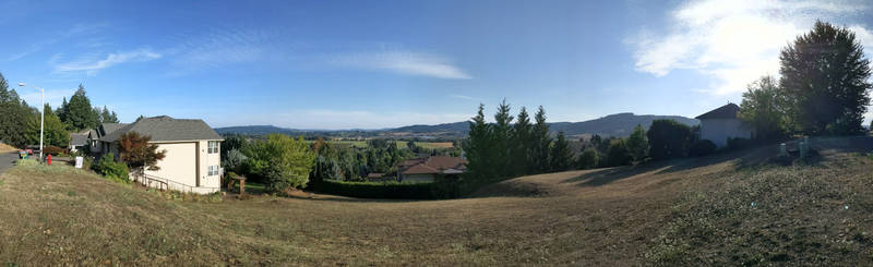Sunset Farm (Panorama)