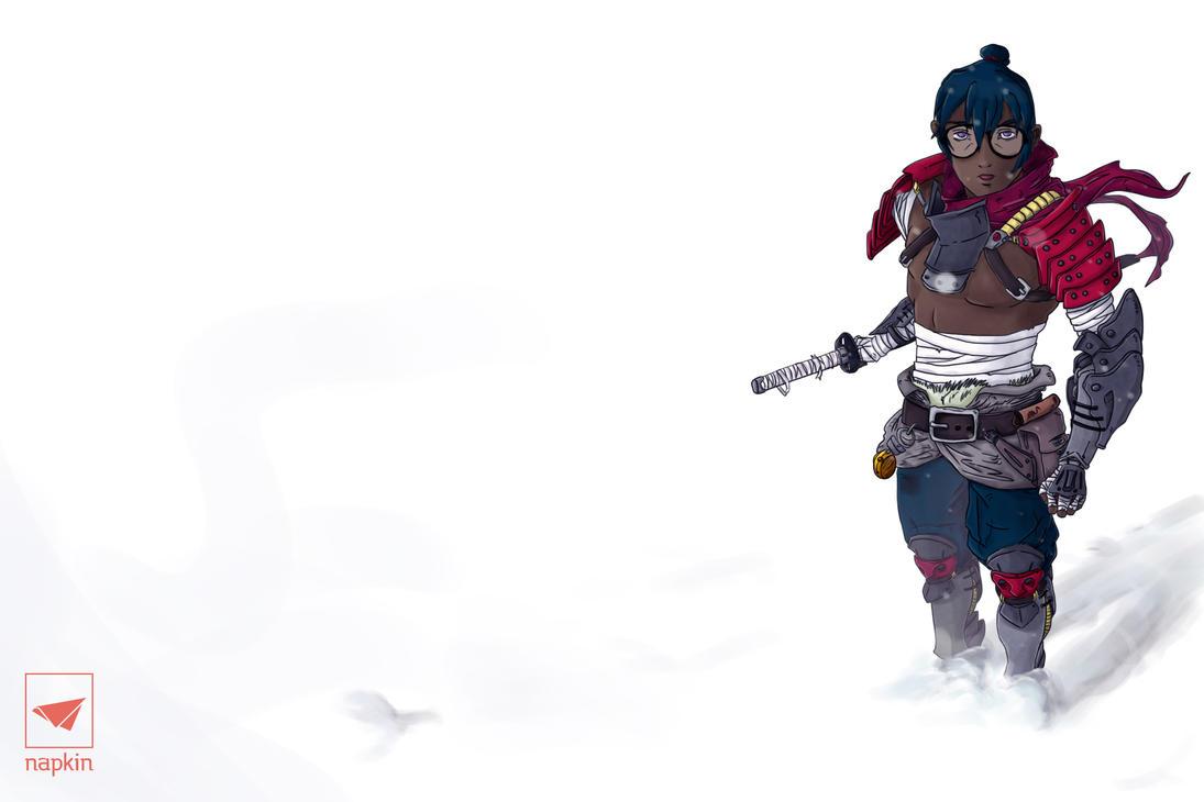 Cazador de Monstruos - Levi by jscardona