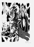 Masked guardian