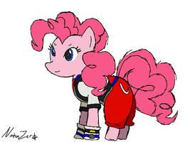 Pinkie Pie Kingdom Hearts Crossover