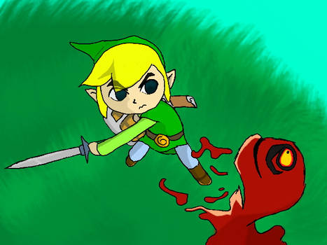 Link Vs. Chujelly [Final Product]