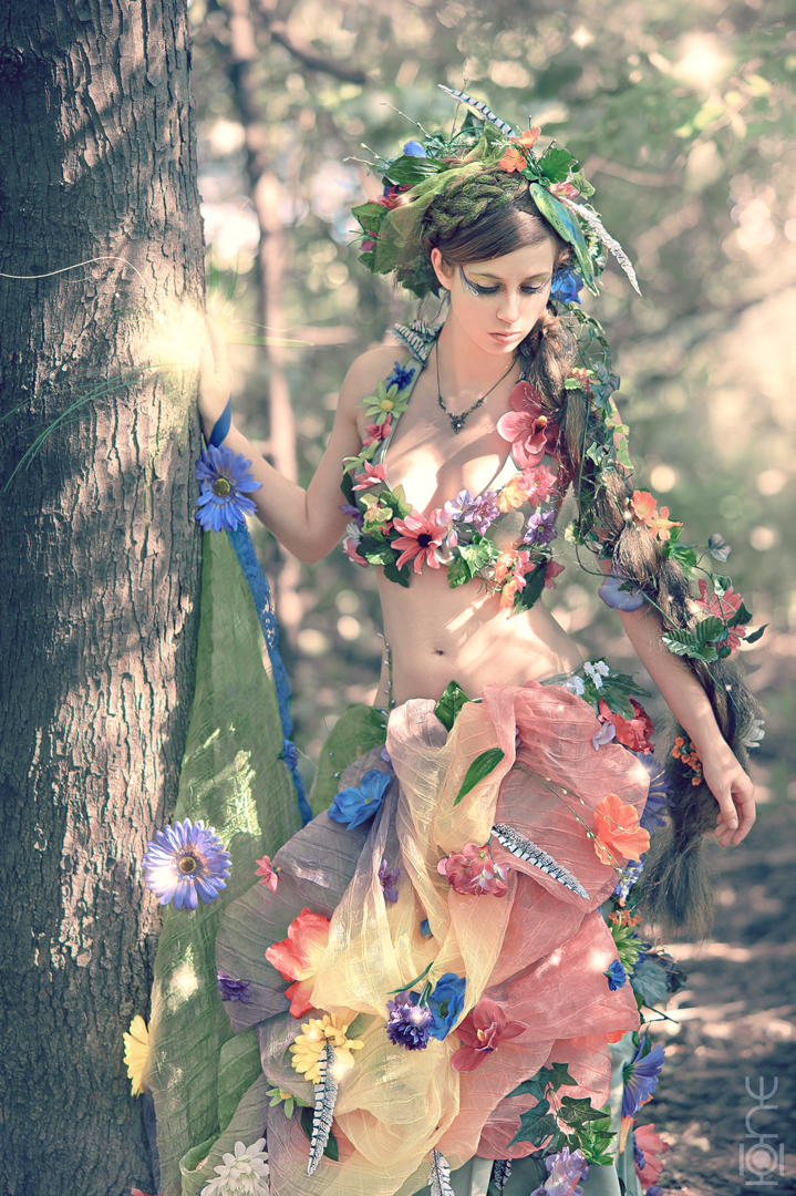 Dryad by ONE-Photographie