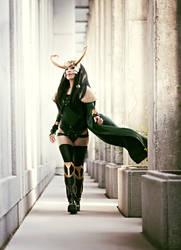Lady Loki by ONE-Photographie