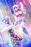 Arcade Sona and Arcade Miss Fortune