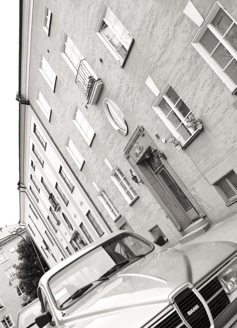 Falugatan @ Stockholm 2008-06-27 by ThePresentTime