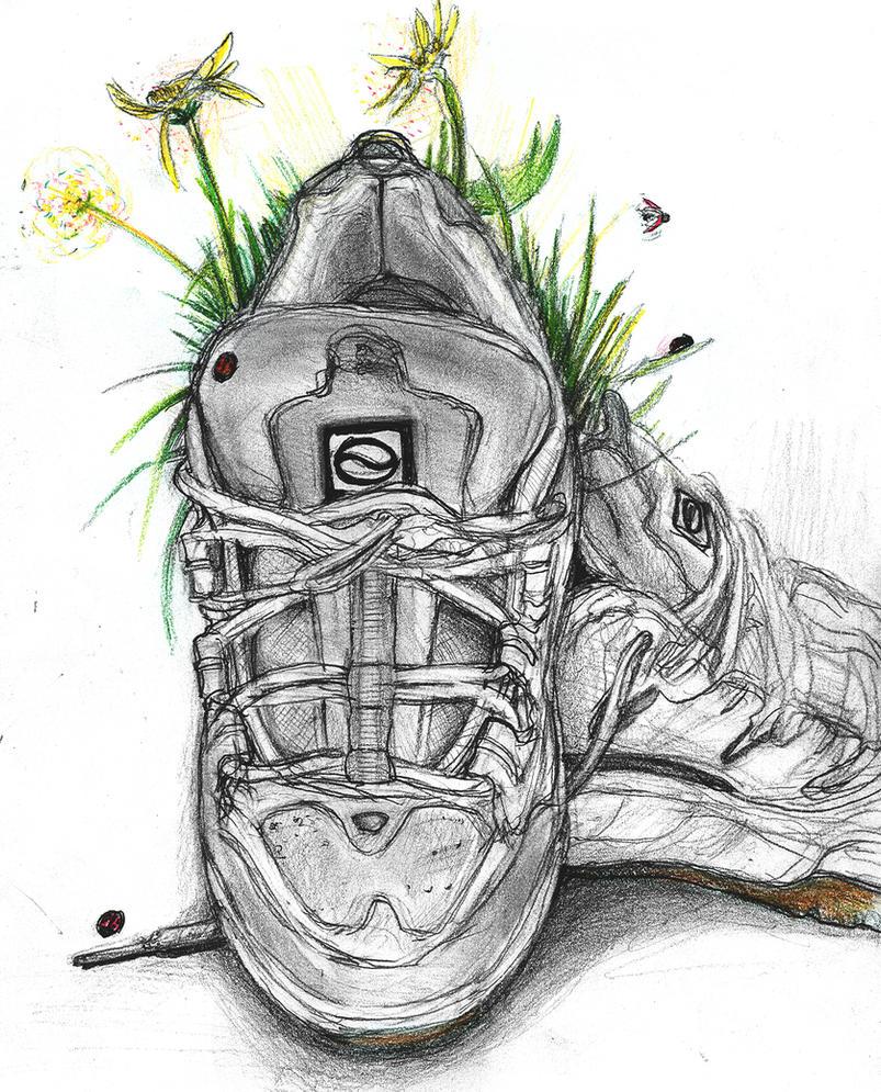 My Shoes by Werewinterwolf