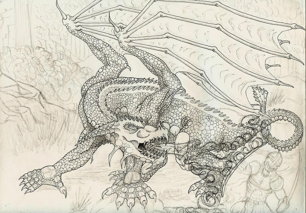 Green Dragon Revamp 4.0 by AbstractPagan