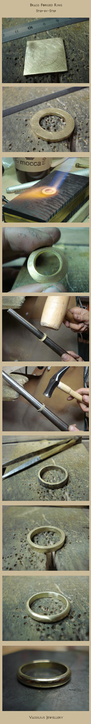 How to make a wedding ring... by Vassilius
