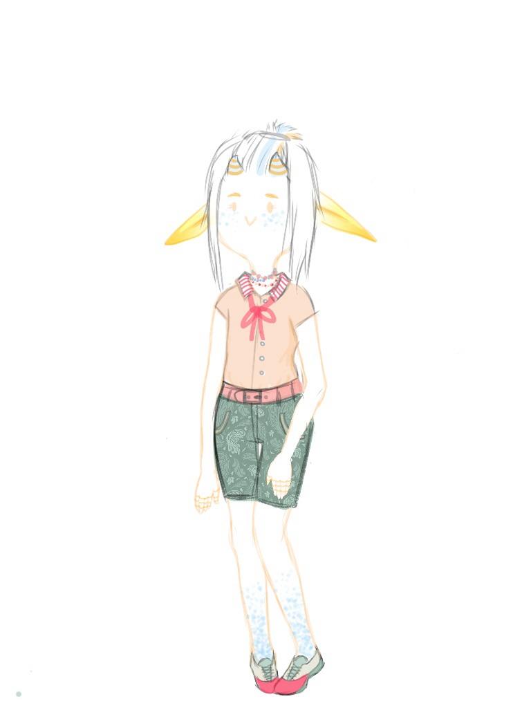 outfit 1 olivier by SundaySunny